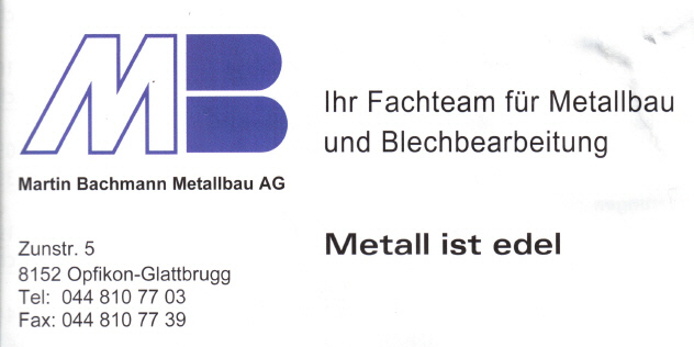 mb-metallbau